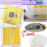 Incubação Machine Mini 48 Chicken Automatic Egg Incubators Sale Auto Turn de China Yz8-48 Fully para Duck Pigeon Quail Parrot