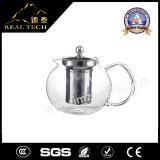 Teiera di vetro di POT del tè del fiore con Infuser