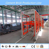 Máquina de fabricación de ladrillo automática del mejor surtidor de Qt8-15 China