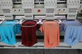 Precio principal automatizado de la máquina del bordado del casquillo 4 en China