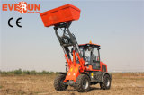 2016 новое Gerneration затяжелитель колеса 1.5 тонн с обыкновенным толком ведром