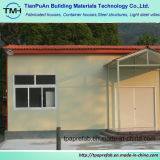 Casas pré-fabricadas do baixo custo de Tpa