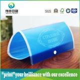 Sacs en plastique roulés de cadeau d'emballage de PVC