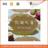 O papel de impressão da etiqueta da alta qualidade personalizou a etiqueta impressa impressora da parede