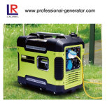 Benzin 2kw Portable Digital Inverter Generator Silent Type