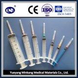 Medizinische Wegwerfspritzen, mit Nadel (2.5ml), Luer Beleg, mit Ce&ISO genehmigten