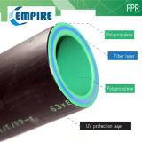 Tubulação de PPR para o abastecimento de água quente e frio