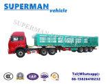 aanhangwagen van de Vrachtwagen van de Staak van het Vervoer van de Lading van 13m de Semi