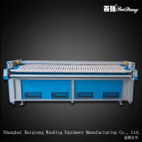 Alimentador de lino totalmente automático Lavadora industrial Lavadora de lavado