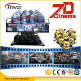 More Thrilling, More Exciting 5D Cinema, 7D Cinema