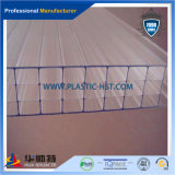 Strato gemellare di dieci anni del policarbonato della parete della garanzia 12mm di alta qualità