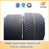 Correia transportadora de nylon reforçada matéria têxtil