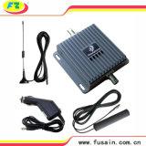 車のトラック12V 24Vアンテナが付いている手段のためのデュアルバンド55dB 3G Cdmpa PCS 850MHz-1900MHz GSMの携帯電話のシグナルの中継器