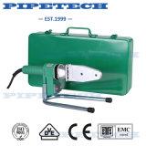 Machine de chauffage en plastique bon marché de fusion de plot de soudure de pipe de la CE