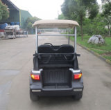 Aluminum Chassis Frame를 가진 4 Wheel 세륨 Approved New Designed Electric Golf Car