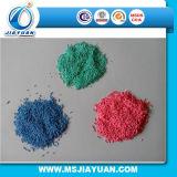 Taches colorées pour l'usage de poudre à laver