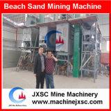 Clasificadora electroestática de la máquina de la separación del rutilo, planta de tratamiento de la arena de la playa