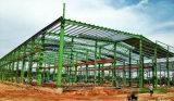 Materiais de construção de aço para o edifício da construção da estrutura do metal