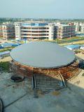 Футбольный стадион стальной структуры профессиональной конструкции полуфабрикат