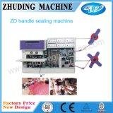 비 길쌈된 부대 손잡이 밀봉 기계