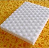 La spugna di pulizia della mobilia, ampiamente usa, spugna della melammina di pulizia