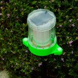 Illuminazione solare della lampada del prato inglese al risparmio di energia di notte