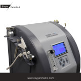 VAC máquina de la belleza de equipo y del oxígeno del tratamiento para el cuidado de piel (OxyVAC)