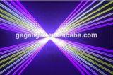 465nm青が付いているRGB20000アニメーションのレーザー光線