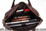 2016 neu kommt Geschäfts-echtes Leder-Laptop-Beutel-Großverkauf an