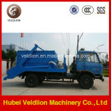 8m3, 8cbm, 8 Cubic Meter Swing Arm Garbage Truck