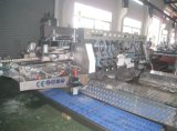 Стеклянная двойная кромкозагибочная машина (SKDE-4020A)