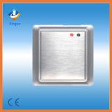 Sistema do controle de acesso de RFID com software para o escritório e o apartamento