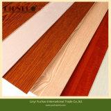 El papel caliente de la melamina de la venta hizo frente a la madera contrachapada para la decoración