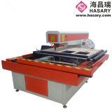 Morir la tarjeta/la madera contrachapada/MDF que el laser muere la cortadora del laser de la India de la máquina del cortador
