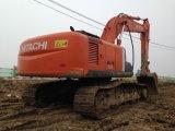 Verwendeter Exkavator Gleisketten-Exkavator-Hitachi-Zx200 für Verkauf