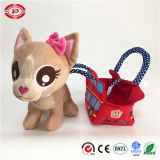 Car Printed Bag Lovely Stuffed Pet Toy에 있는 개