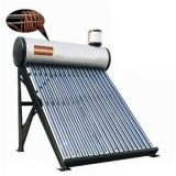 Home를 위한 고압적인 Copper Coil Heat Exchang Solar Water Heater