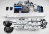 De gevorderde Brushless Exploitant van de Deur van het Glas van de Motor Automatische Glijdende (vz-125A)