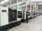 Филировальная машина EV850L CNC высокой эффективности вертикальная)