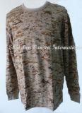 Vêtements de nuit automne et hiver en couleur camouflage