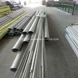 tubo sin soldadura 2205 S31803 del acero inoxidable de 219.1*20m m