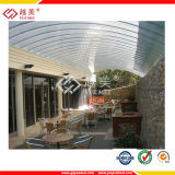 Matériau de construction Feuille creuse en polycarbonate (YM-PC-023)