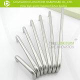 U - форменный ручки тяги кухни шкафа мебели 201/304ss