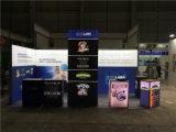 Casella chiara della fiera commerciale su ordine calda di vendita LED dell'Occhio-Chatching