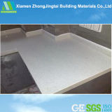 백색 Sparkle Artificial Stone Quartz Stone Slabs 또는 Engineered Quartz Countertops