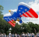 La publicité ballons d'hélium d'aigle d'impression de promotion de décoration de grands, ballon d'hélium de partie de jouet