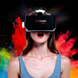 Contenitore 2016 di vetro 3D Vr di realtà virtuale di caso di Vr sesto
