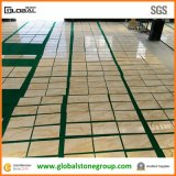 Carrelages accessibles de marbre d'or de Sofit de Chine