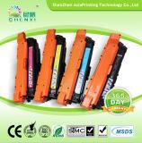 Colorer la cartouche d'encre compatible pour la HP Ce400X Ce400A Ce401A Ce402A Ce403A