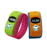 다이얼/SMS/음악 플레이어/이동 전화를 위한 GPS와 가진 지능적인 시계 추적하거나 Sos/GPRS